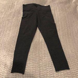 Charcoal Grey Aritzia Leggings